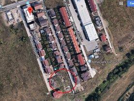 Licitaţie teren constructii, în Cluj-Napoca, zona Buna Ziua
