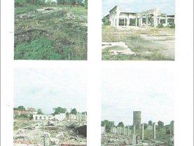 Licitaţie teren constructii, în Bechet