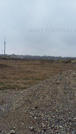 Teren intravilan 6.182 mp, Bacau, Cartier Serbanesti - imaginea 1