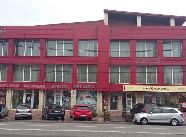 Cladire comerciala si teren S+P+3E, Constanta, Kaufland - imaginea 1