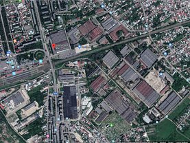 Spaţiu industrial în Ploiesti, B-dul Bucuresti