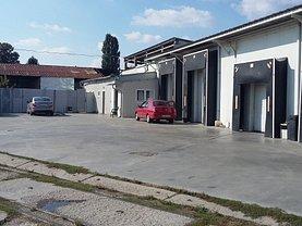 Spaţiu industrial în Bucuresti, Colentina