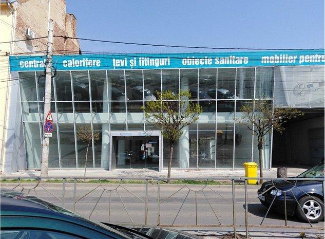 Spatiu comercial si teren, 2.499mp, Timisoara, jud.Timis - imaginea 1