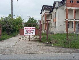 Vânzare spaţiu industrial în Dragomiresti