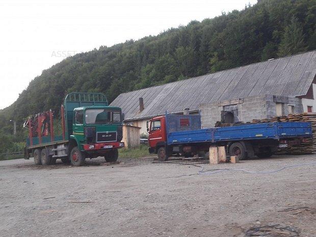 Spatiu industrial, 1000 mp, Negrilesti, jud Bistrița-Năsăud - imaginea 1