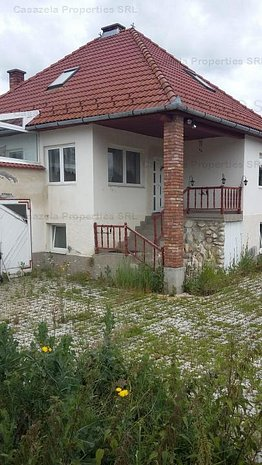 Casa/vila, 100mp utili, Voslobeni, jud Harghita - imaginea 1