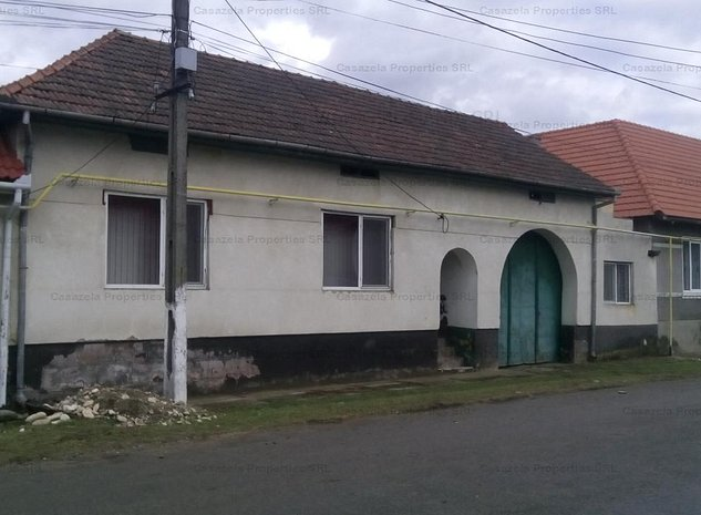 De vanzare la licitatie publica casa in Voislova nr. 66, jud Caras Severin - imaginea 1