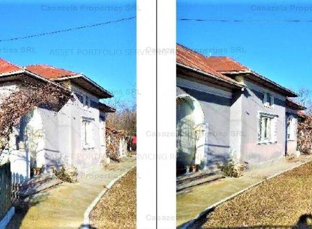Casa+Teren 1.280 mp, Costestii din Deal-Dambovita - imaginea 1