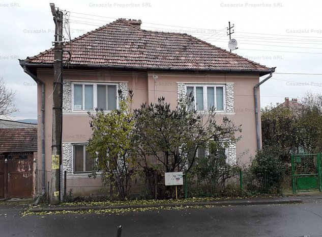 Casa de locuit - Strada Garii - Cristuru Secuiesc - imaginea 1
