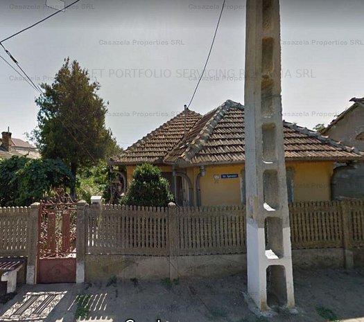 Casa si teren 480 mp - imaginea 1