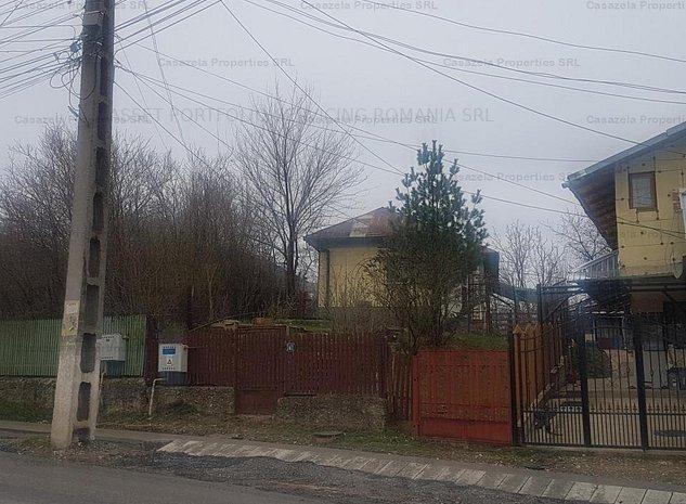 Casa si teren 804 mp - Baicoi - imaginea 1