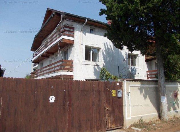 Vila 7 camere, Tancabesti, Ilfov - imaginea 1