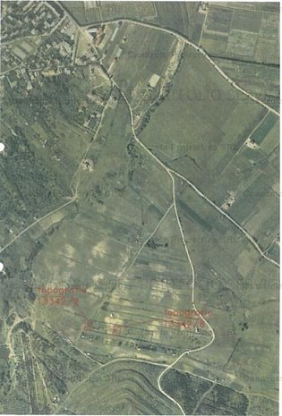 Da vanzare la licitatie publica teren 910 mp zona Becas, Cluj Napoca - imaginea 1