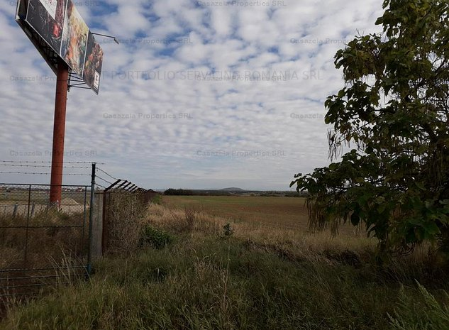 Teren intravilan 10.027 mp, Oradea, Jud. Bihor - imaginea 1