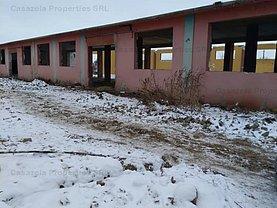 Licitaţie teren  constructii, în Budeşti, zona Central