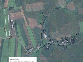 Licitaţie teren agricol, în Bosanci