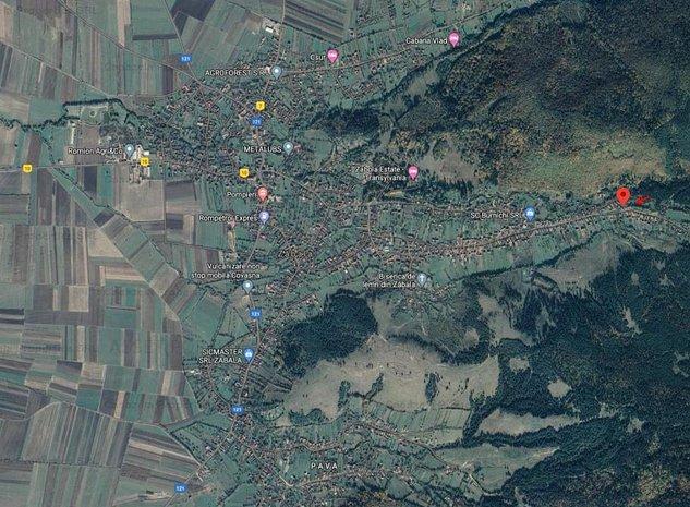 Zabala CV - Teren 661 mp - imaginea 1