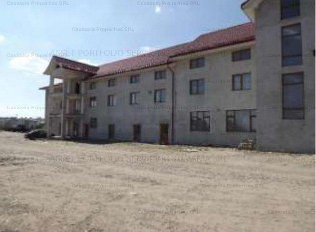 Vanzare proprietati comerciale cu terenuri de 7331 mp, Cajvana - Suceava - imaginea 1