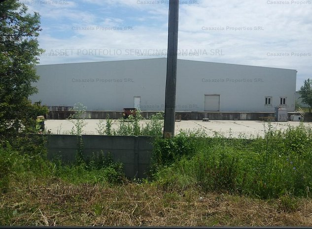 Vanzare spatiu industrial 1 camere - imaginea 1