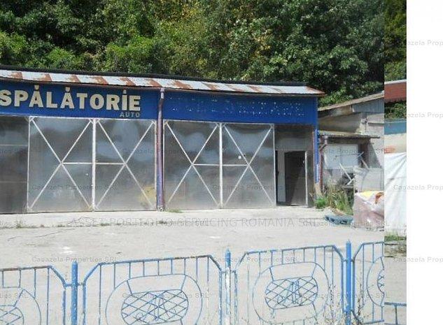 Spatiu comercial situat in eselnita, Strada Dunarii nr.1A - imaginea 1