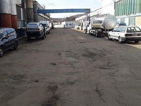 Vânzare spaţiu industrial în Bistrita, Central