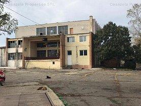 Vânzare spaţiu industrial în Ciresu