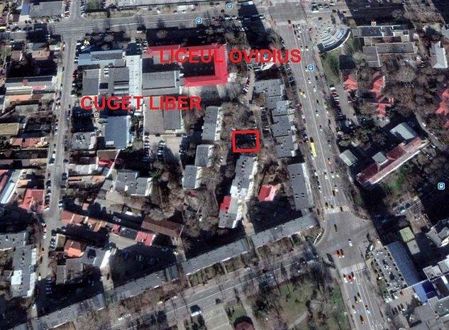 Constanta - ICIL - Kaufland - teren intravilan 210mp - imaginea 1