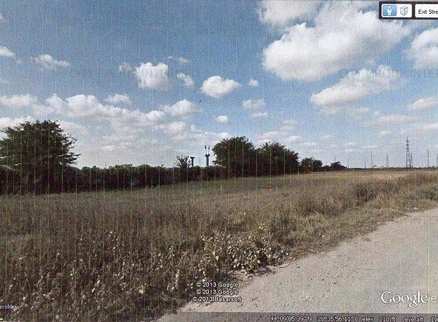 Constanta - Km. 5 - Sere - teren intravilan 18.000mp - imaginea 1