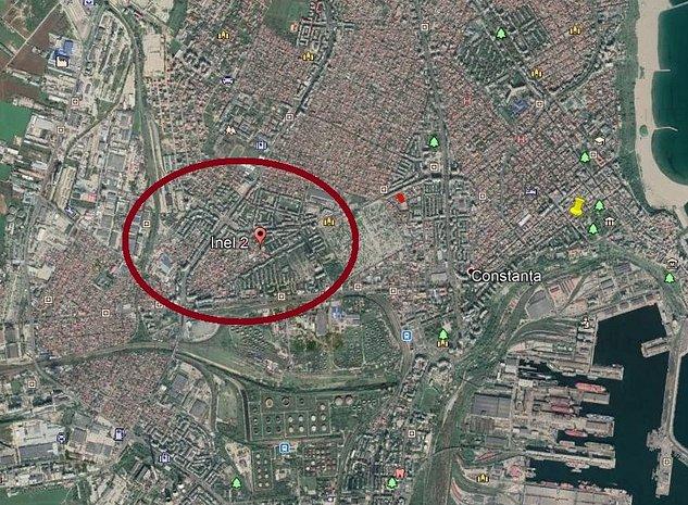 Constanta - Inel II - teren intravilan 350mp  - imaginea 1