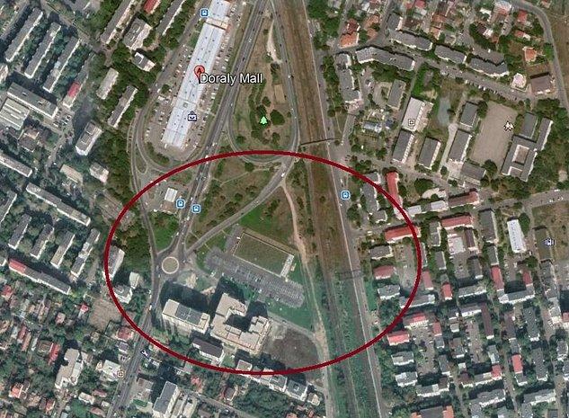 Constanta - KM. 4-5 - Doraly - teren intravilan 4500mp - imaginea 1
