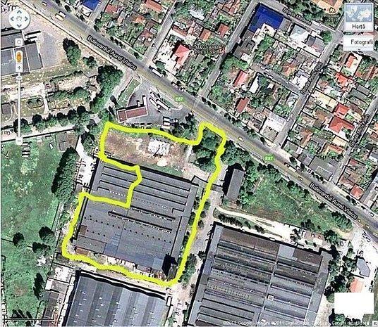 Constanta - CET - spatiu industrial - imaginea 1