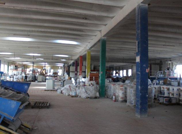 Constanta - Ovidiu - hala de productie, depozitare - imaginea 1