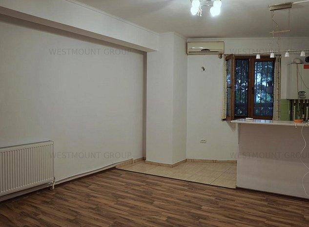 Vanzare apartament 2 camere cu loc de parcare subteran Bucurestii Noi - imaginea 1
