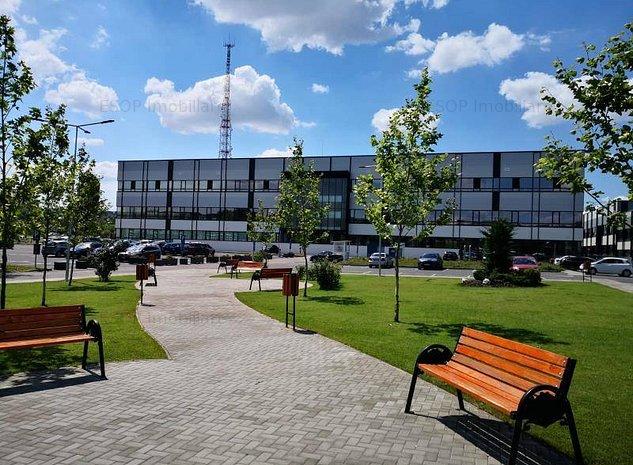 Sema Parc cladirea Berlin Grozavesti, 1500 - 3200 mp 0% comision! - imaginea 1