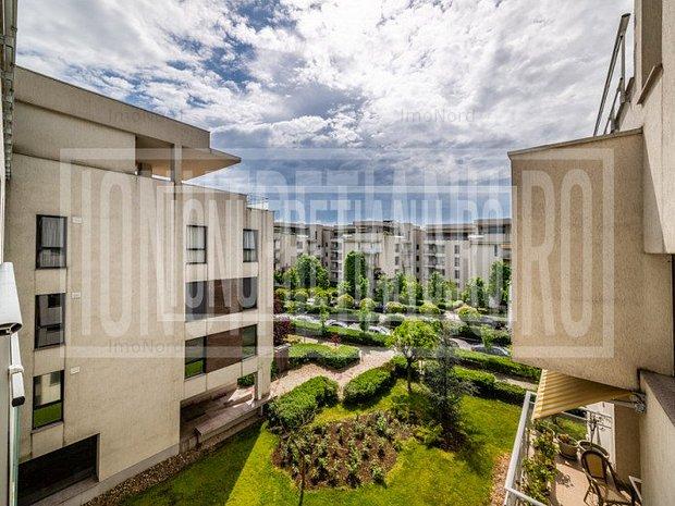 Huge 2 bedroom 3 bath apartment for rent Baneasa - Iancu Nicolae - imaginea 1
