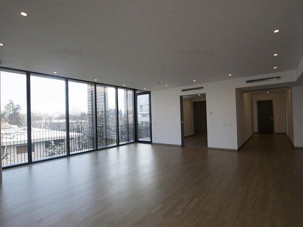 Penthouse cu 6 camere inchiriere Primaverii - imaginea 1