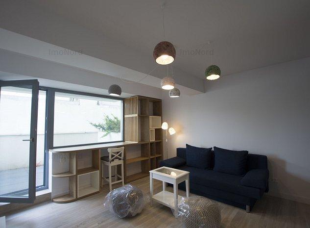 Apartament unic, vino sa vezi ce inseamna sa locuiesti intr-o cladire verde - imaginea 1