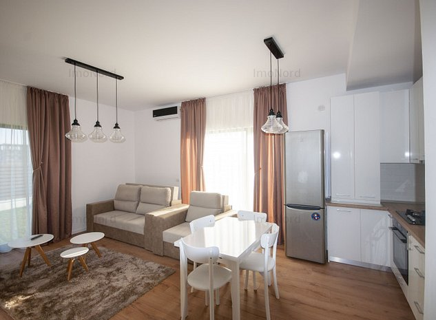 Apartament de inchiriat in zona rezidentiala Otopeni-Tunari - imaginea 1