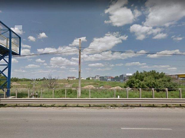 Bragadiru teren cu deschidere la Soseaua Alexandriei - imaginea 1