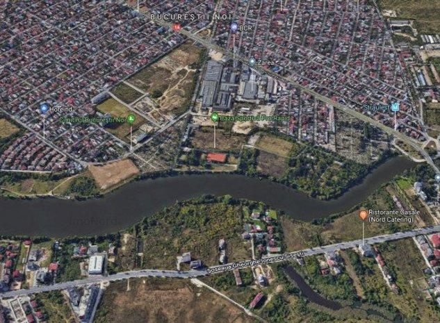 Vanzare teren zona Bucurestii - Noi - imaginea 1
