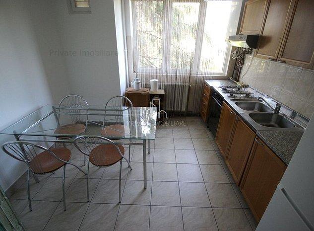 Apartament 3 Camere De Inchiriat Str Moldovei, Zona Tudor - imaginea 1