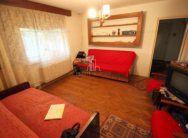 Apartament 3 Camere 60 Mp/Spatiu Comercial, Str Moldovei - imaginea 1