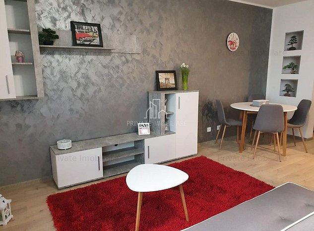 Apartament 1 Camera Bloc Nou/Mobilat/Utilat, Str Livezeni - imaginea 1