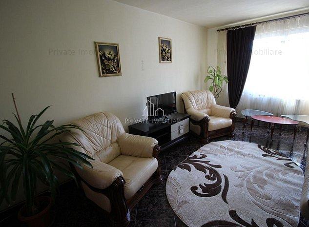 Apartament 3 Camere, Etaj Intermediar, Zona Tudor - imaginea 1
