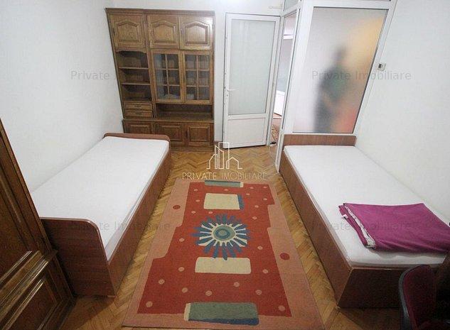 Apartament 2 Camere Et. 3/4 De Inchiriat, Zona 7 Noiembrie - imaginea 1