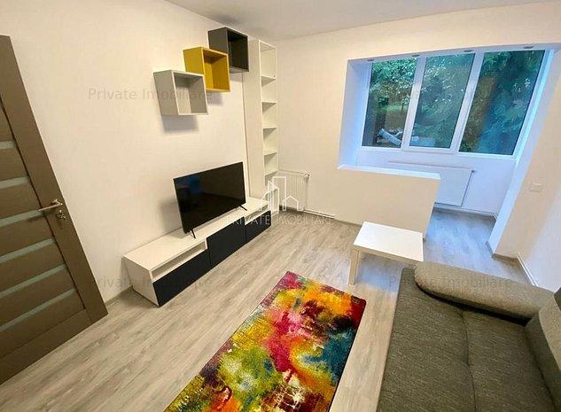 Apartament 2 Camere Lux De Inchiriat, Str Argesului, Cornisa - imaginea 1