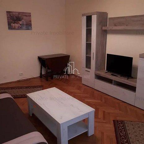 Apartament 2 Camere Mobilat/Utilat De Inchiriat, Zona Tudor - imaginea 1