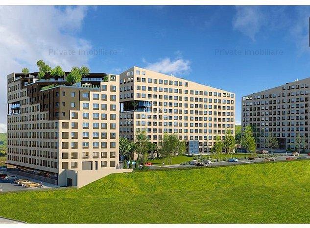 APARTAMENTE NOI Shopping City Mall, Cartier Tudor, Concept 9 - imaginea 1