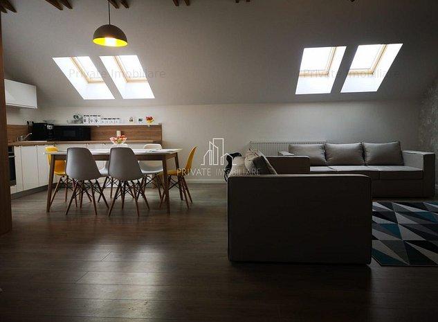 Penthouse 3 Camere, De Vanzare, Amma Residence - imaginea 1