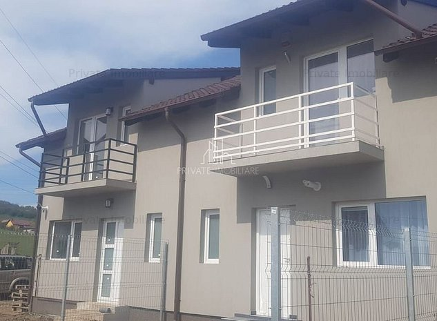 Casa Noua Tip Duplex de Vanzare in Sancraiu De Mures 100 mp - imaginea 1